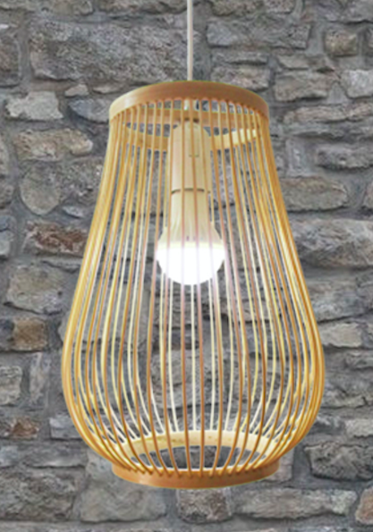 Decorative Vietnam Weaving Bamboo Lampshades